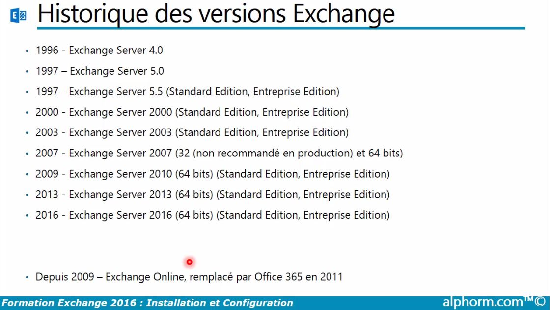 MEILLEUR TUTO GRATUIT Exchange 2016 (1/2): Installation et