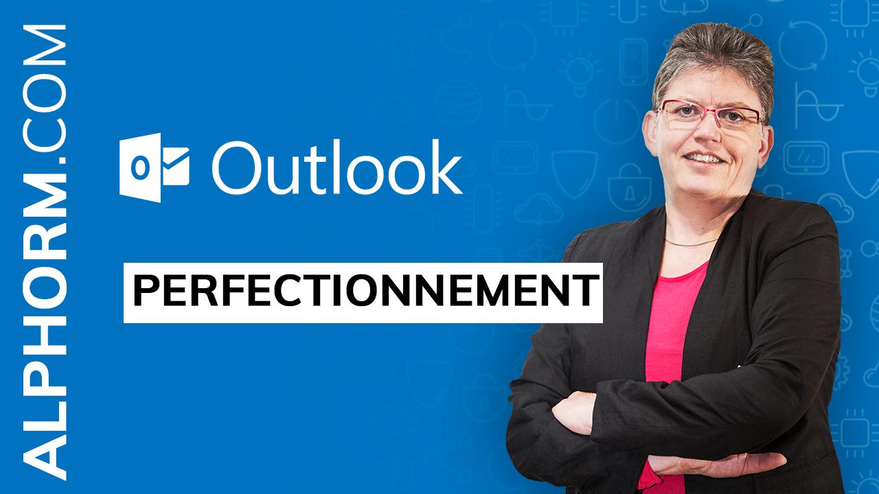 ALPHORM OUTLOOK Acquérir fondamentaux (2016) & Perfectionnement