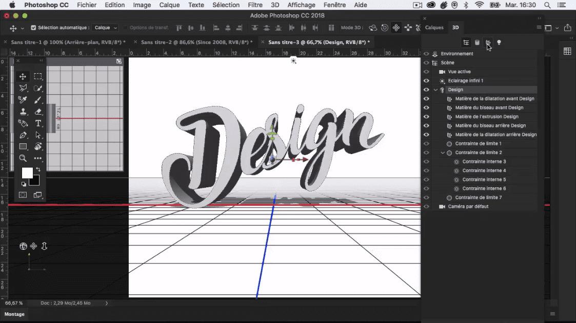 MEILLEUR TUTO GRATUIT Adobe Photoshop CC 2018 : Avancé à