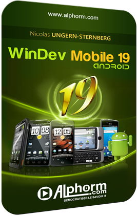 طلب كورس Formation WinDev Mobile 19 Android Le Guide Complet